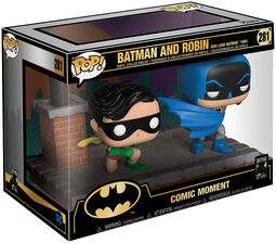 80th - Batman (1964) Batman and Robin (Movie Moments) Vinyl Figure 281
