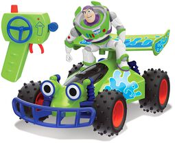 RC Toy Story Buggy med Buzz