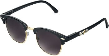 Rock Eyewear Clubmaster Black