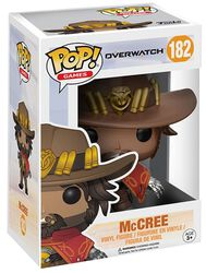McCree Vinyl Figure 182