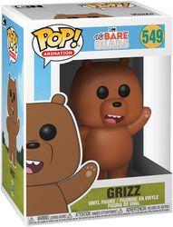 Grizz Vinyl Figure 549