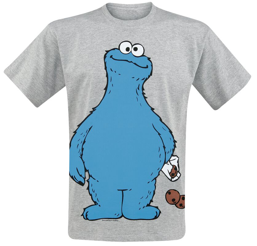 Cookie Monster -Cookie thief