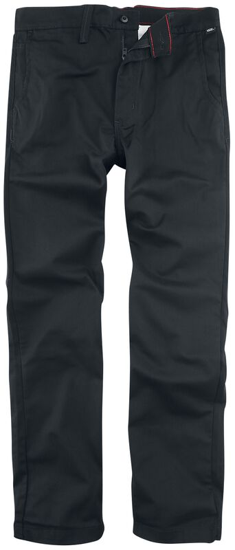 Authentic Chino Relaxed Black
