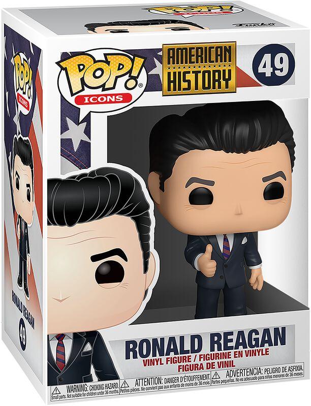 cons - Ronald Reagan Vinyl Figure 49