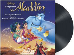 Songs from Aladdin