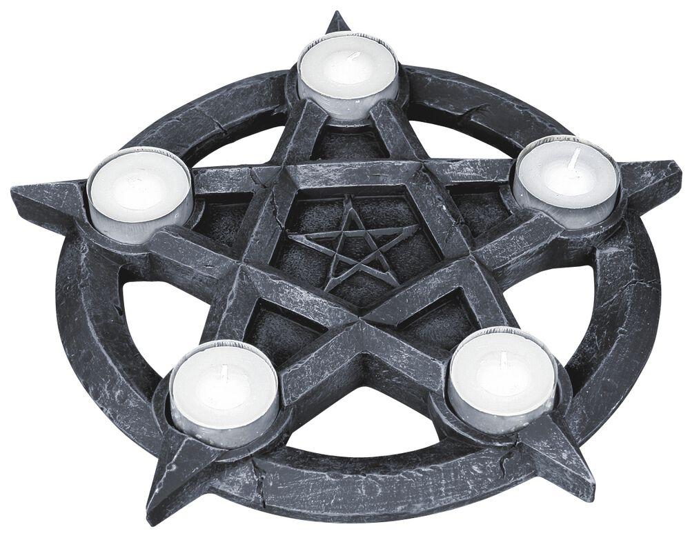 Pentagram Tealights