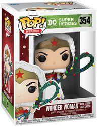 Wonder Woman with String Light Lasso (Holiday) Vinyl Figure 354
