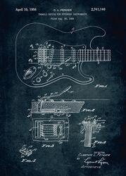 Guitar Displate (Fender)