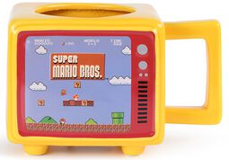 Super Mario Bros - motivskiftende