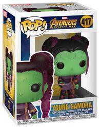 Infinity War - Young Gamora with Dagger Vinyl Figure 417