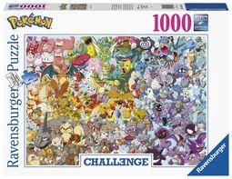 Pokémon Challenge Puzzle