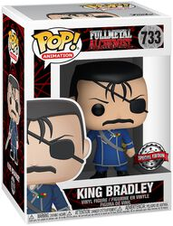 King Bradley (chance for Chase) Vinyl Figure 733