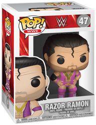 Razor Ramon (Chase mulig) Vinyl Figure 47