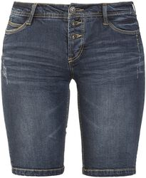 Ladies Button Fly Denim
