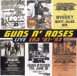Live era 1987-93