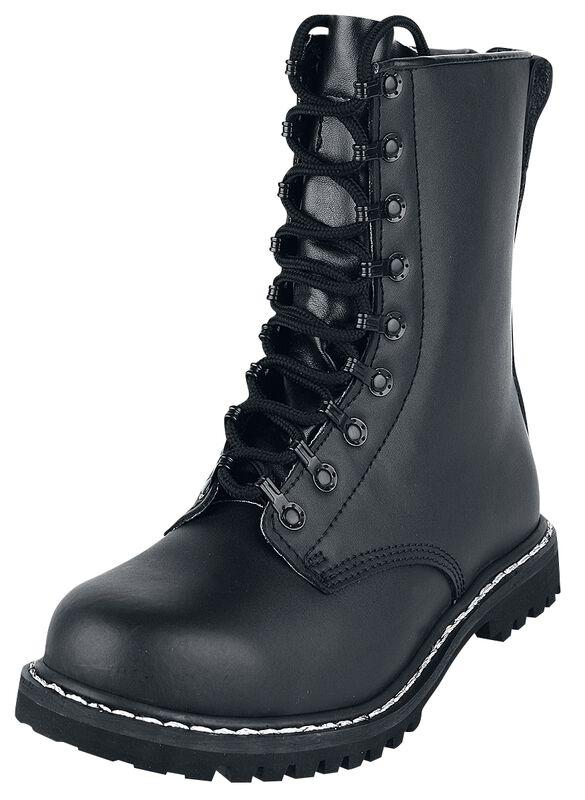 Militærstøvler Para