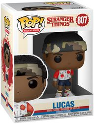 Season 3 - Lucas Vinyl Figure 807