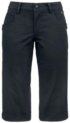 Knælange shorts