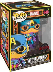 Black Light - Captain America Vinyl Figure 648