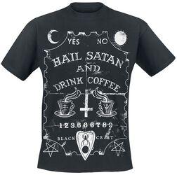 Hail Satan Drink Coffee