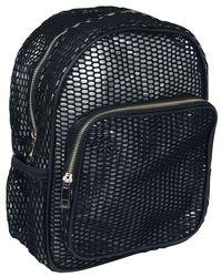 Lady Backpack Mesh Transparent