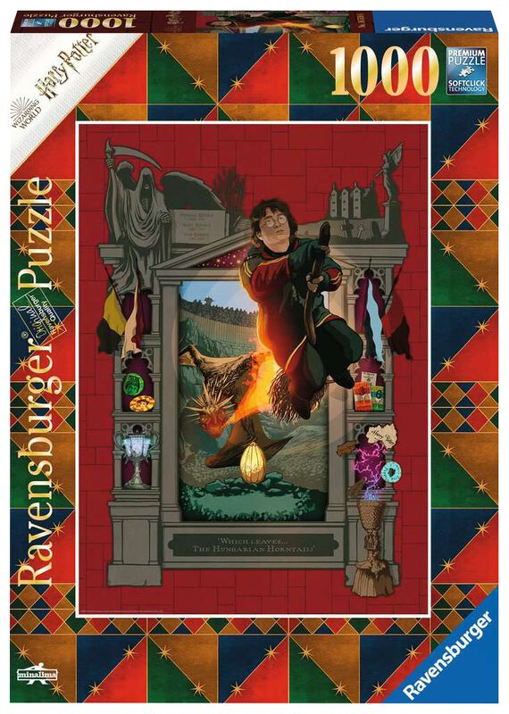And the Triwizard Tournament