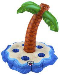 BigMouth Inc. Drinkholder - Ø med palmetræ