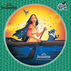 Sange fra Pocahontas