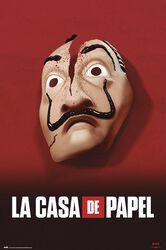 La Casa De Papel - Mask