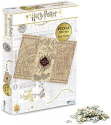 Marauder´s Map Puzzle