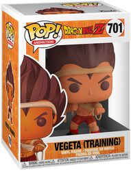 Z - Vegeta (Training) Vinyl Figure 701