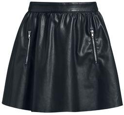 Fashion PU Skirt