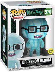 Dr. Xenon Bloom (GITD) Vinyl Figure 570