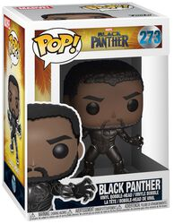 Black Panther (Chase mulig) Vinyl Figure 273