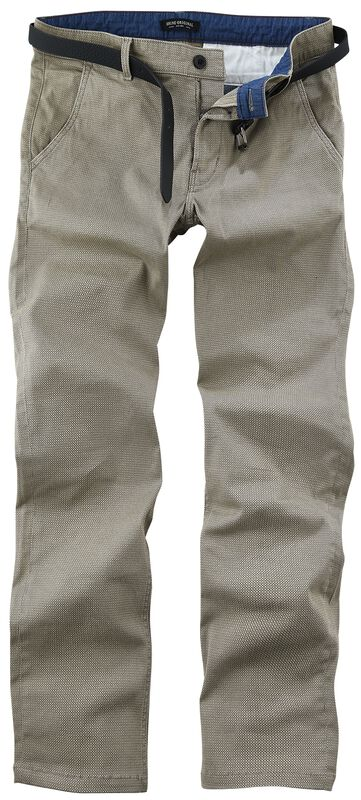 AOP Stretch Chino m. bælte