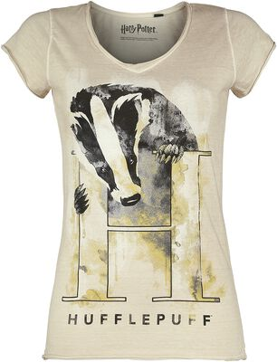 Hufflepuff - The Badger