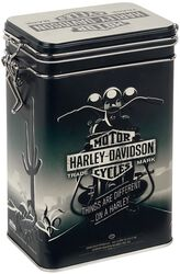 Harley-Davidson Things Are Different - Blik