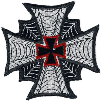 Patch: Iron Cross with Spiderweb