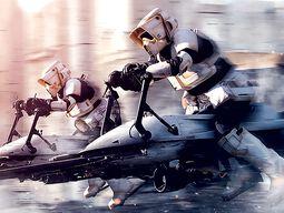 The Mandalorian - Troopers