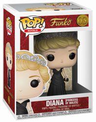 Diana (Princess of Wales) (Chase mulig) Vinyl Figure 03