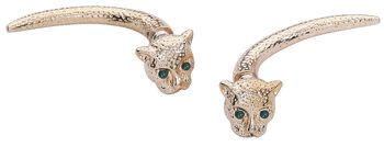 Cheetah Earrings