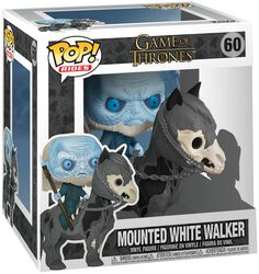 Mounted White Walker POP Rides Vinyl Figure 60