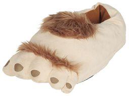 Sutsko - behårede fødder
