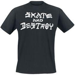 Skate and Destroy