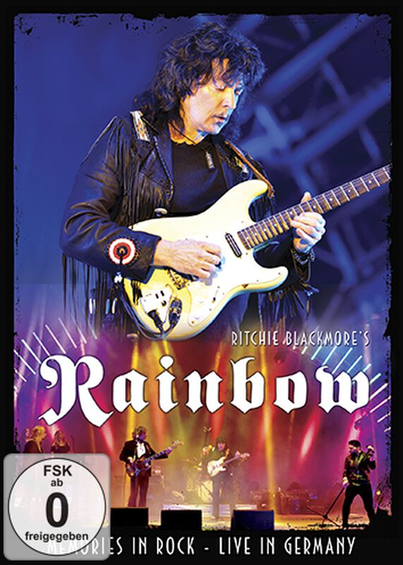 Ritchie Blackmore's Rainbow - Memories in rock-live in Germany