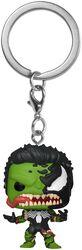 Venomized Hulk Pocket POP! Nøglering