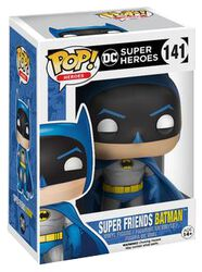 Super Friends Batman Vinyl Figure 141