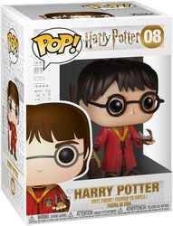 Harry Potter (Quidditch) Vinyl Figure 08