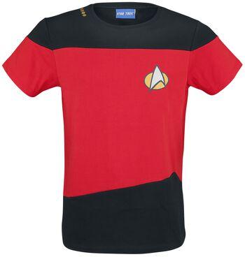 Red Uniform