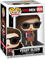 Mad Men Peggy Olson Vinyl Figure 909
